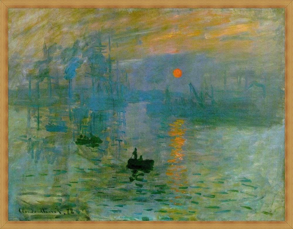 Claude Monet  * Bach (1/2)