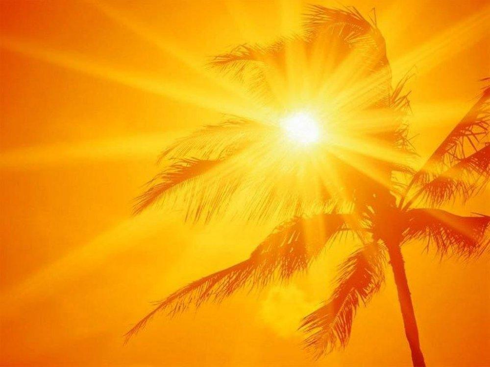 É urgente um dia de sol