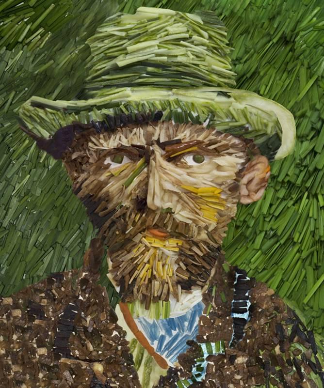 Van Gogh (elaborado comvegetais)