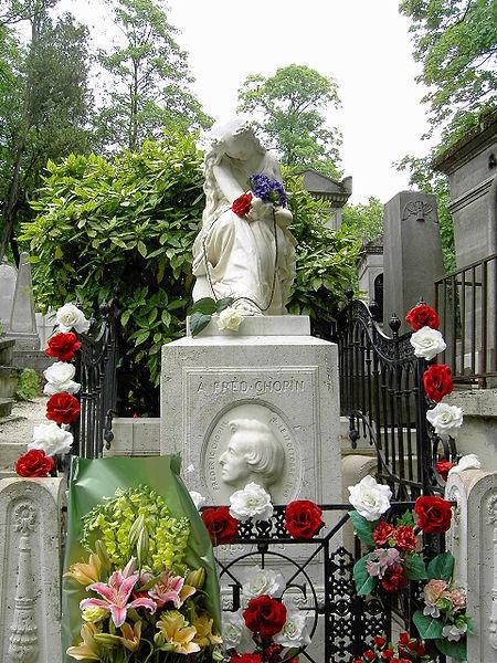 Frédéric Chopin nasceu a 1 de Março de 1810 (6/6)
