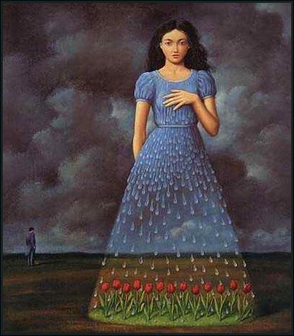 Queria Sonhar-me…menina vestida de tempo de RosaMaria