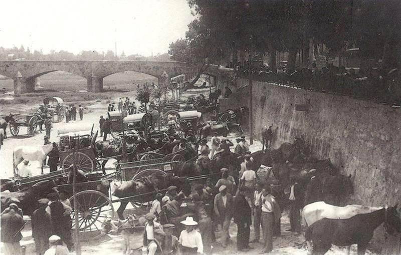 feira do ganado