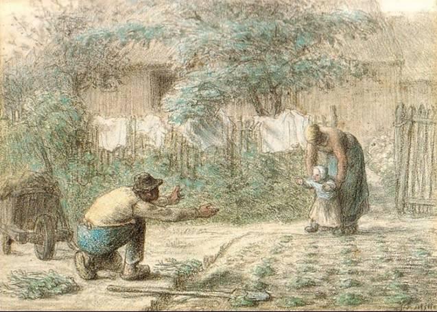 Millet 1853