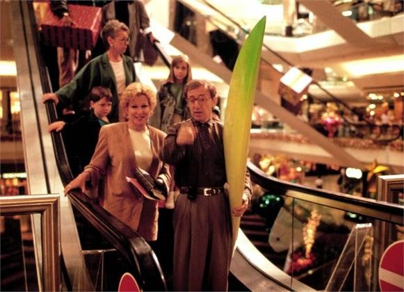 cenas em um sopping 1991