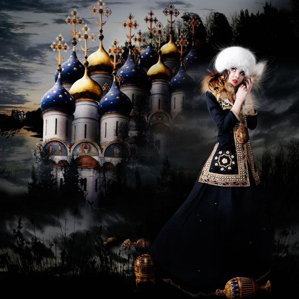 alexandra romonov
