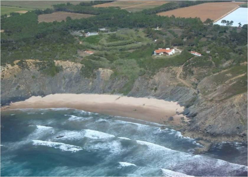 praia damália