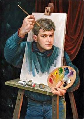 OLEG - SELF-PORTRAIT