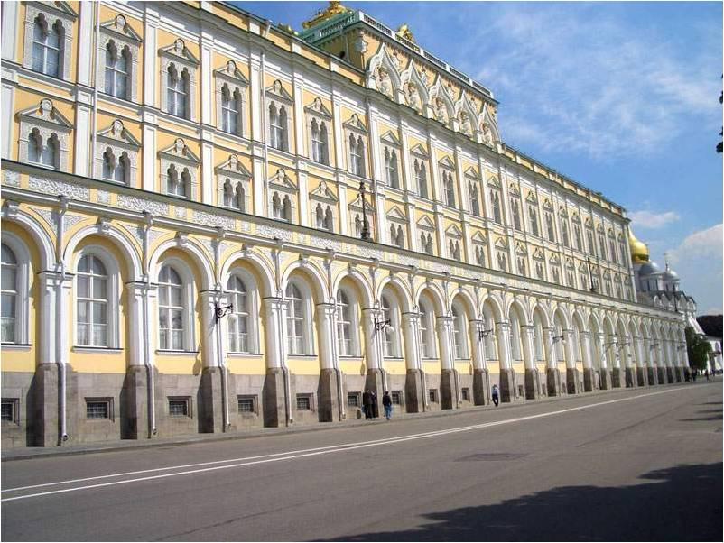 palacio kremlin