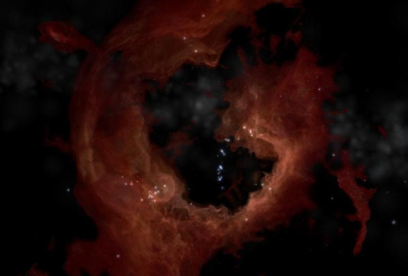 nebulosa rc