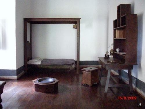 quarto dos monges