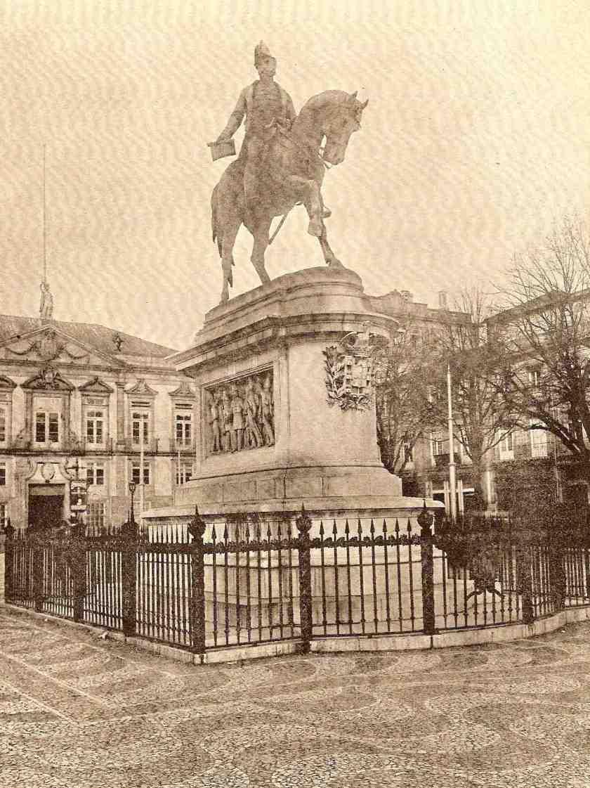 praça d. pedro