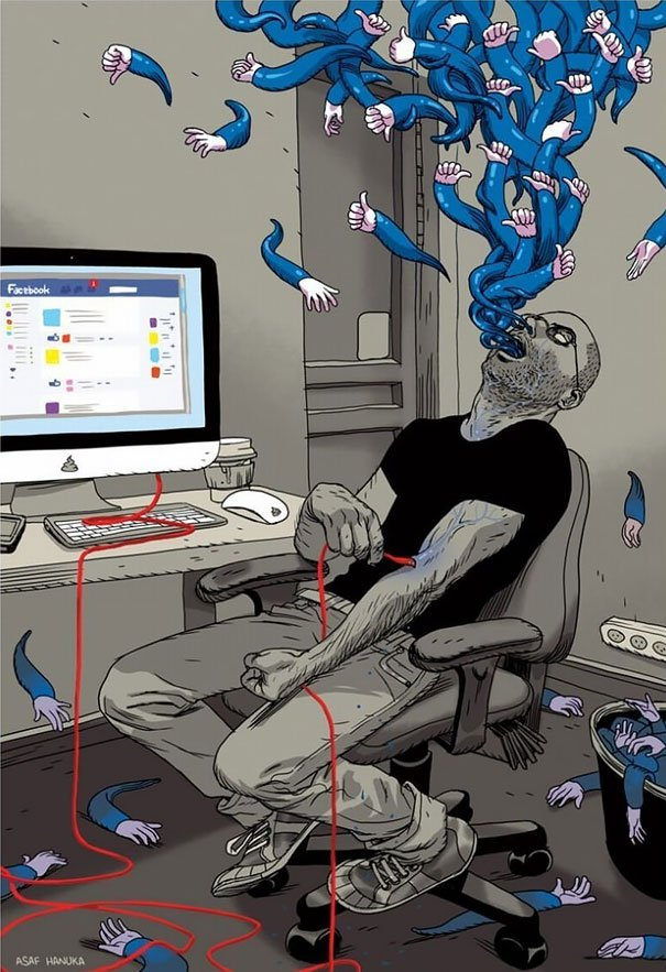 Satirical_Illustrations_Addiction_to_Technology10