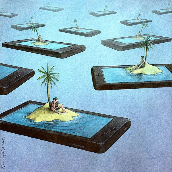 Satirical_Illustrations_Addiction_to_Technology9